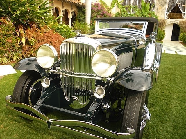 Cavallino Classic Vintage Automobile