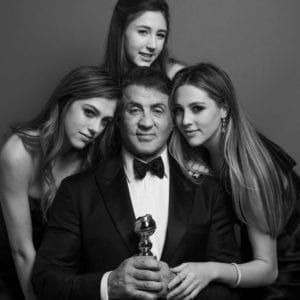 Stallone_Daughters