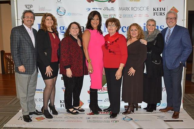 Jamil Bou-Saab, JoAnn Fakhouri, Lisa E. Finkle, Micah Materre, Odette Fakhouri, Jacklin Nunez, Valerie Madvek, Mark Roscoe