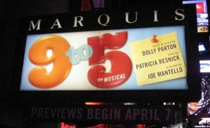 Dolly Parton and 9 to 5