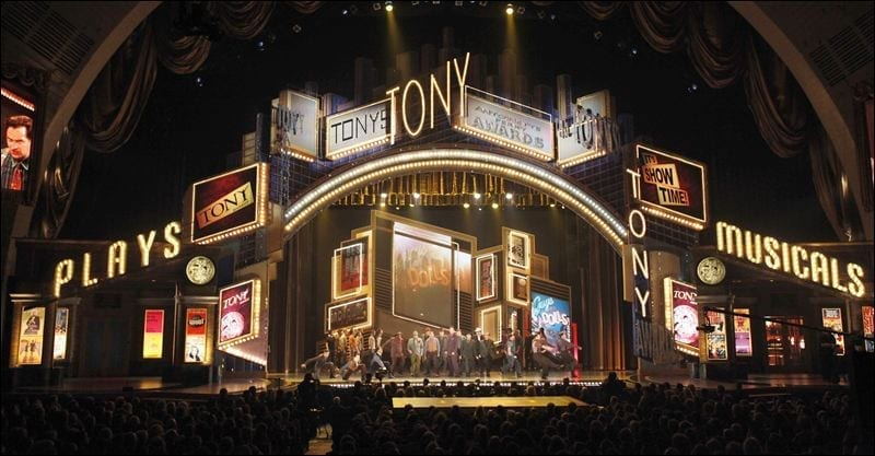 The 63rd Annual Tony Awards