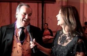 Mayor Richard Daley and Irene Michaels