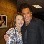Irene Michaels & Wayne Newton