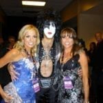 Kristina McGrath, Paul Stanley & Billie Jo O'Brien