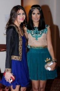Corri McFadden and Azeeza Kahn