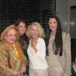 Carol Conors, Irene Michaels, Deanna Lund, Barbara Lazaroff