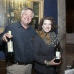 Craig & Vicki Leuthold, owners, Maryhill Winery, Columbia Valley, WA.