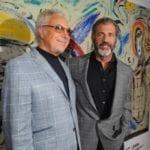 Tom Jones and Mel Gibson
