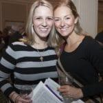 (L-R) Melissa Bukovatz (Chicago) and Amanda Macchitelli (Chicago)