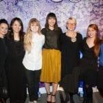 Agnes Hamerlik, Olivia Hwang, Shelby Steiner, Lagi Nadeau, Andrea Reynders, Katelyn Pankoke, Alyssa Kahle