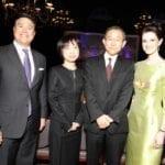 Michael Covey, Miho Yoshida, The Consul General of Japan in Chicago Masaharu Yoshida, Kimberly Palmisano