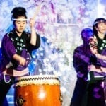 Tsukasa Taiko drum corp performers