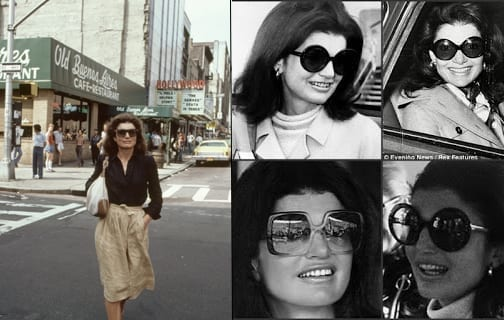 Jackie O glasses blair sparkle  copy