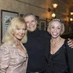 Cookie Cohen, Dick Rose, and Joyce Selander