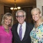 Julie McNally, Arny Granat, and Sheila Lamb
