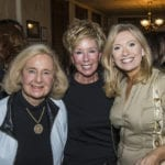Mickey Norton, Suzie Glickman, and Andrea Schwartz