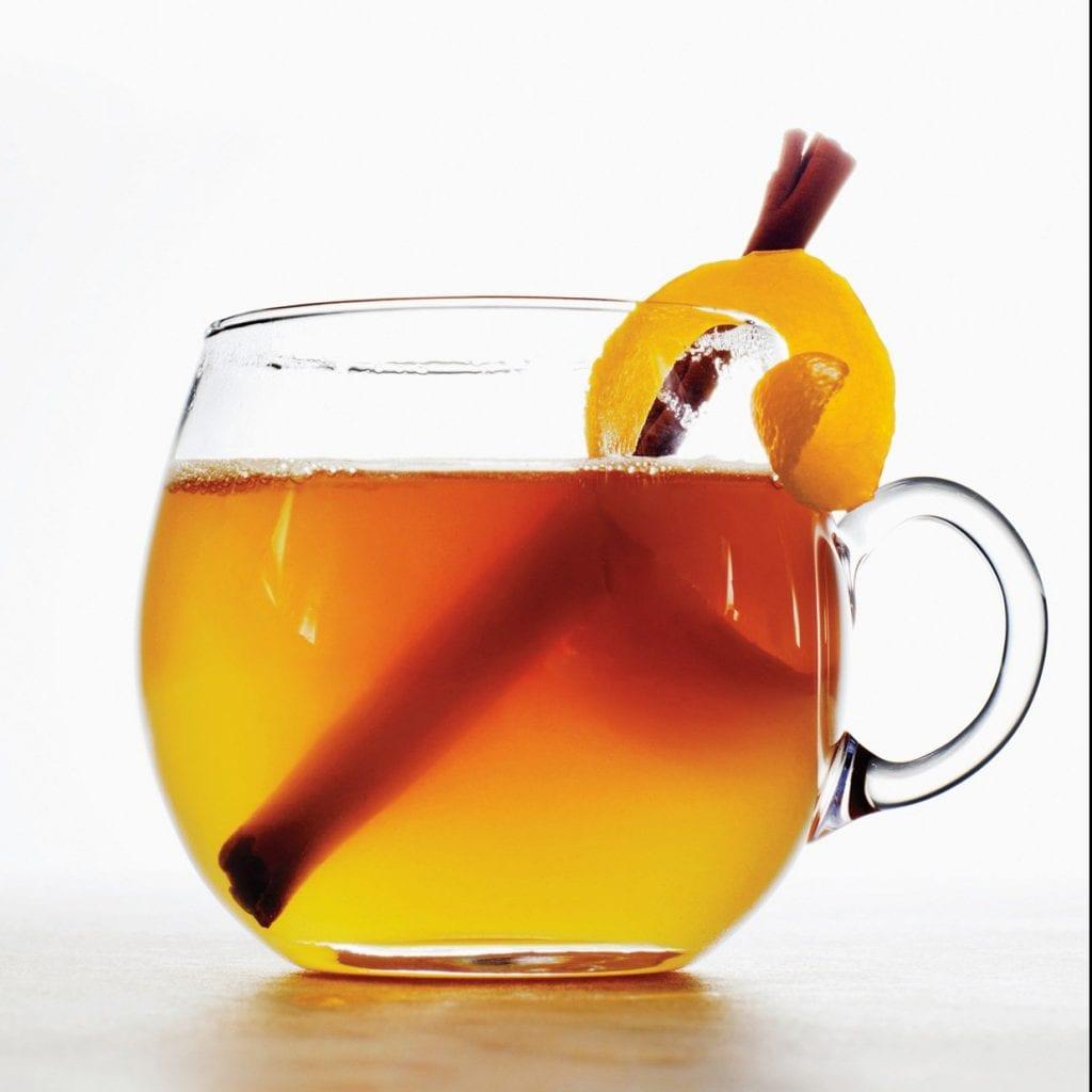 Orange Bourbon Tea