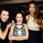 Irene Michaels, Nikki Haskel, Beverly Johnson