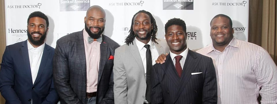 """""""An Evening with Israel Idonije"""" Raises $150,000 for the Foundation's Programs"""