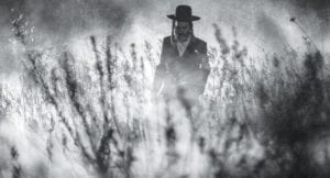 "A haunting visual from ""Tikkun"""