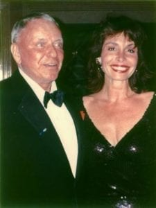 Frank Sinatra and Irene Michaels