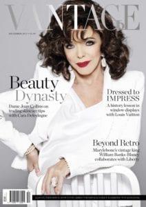JoanCollins_Vantage mag cover dec 15