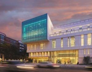 The new Theatre School