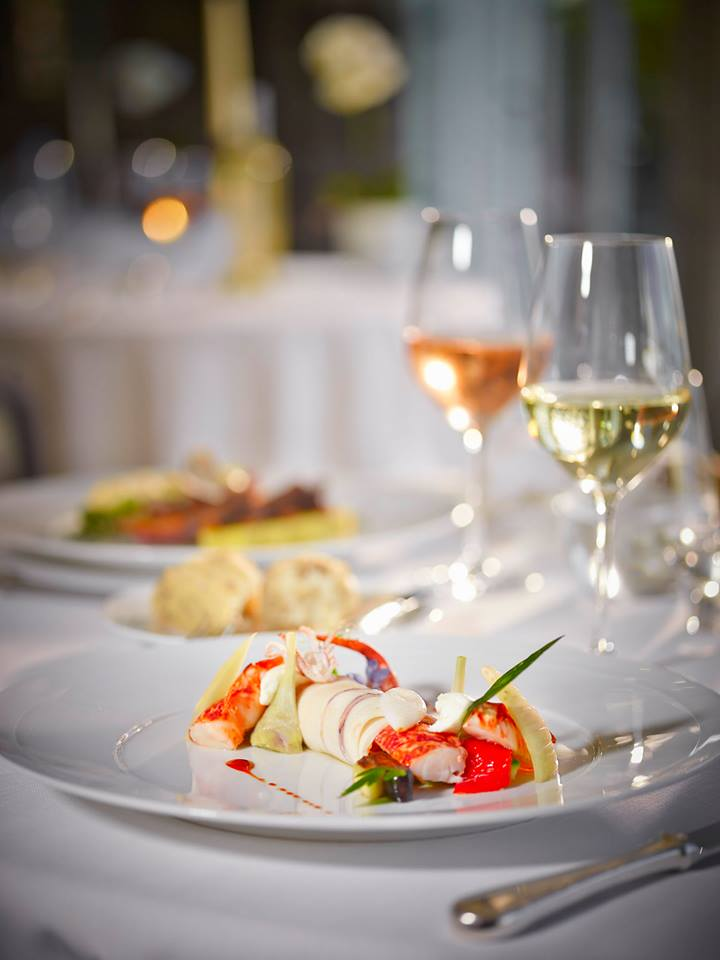 Cuisine at Althoff Hotel Villa Belrose