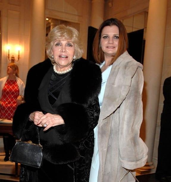 Ann Gerber and Suzanne Tripaldi