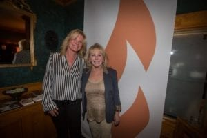 Renee Mackie and Sandra Iglehart