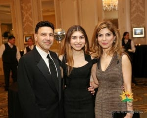 Farid Shafaie MD, Yasmine Shafaie and Houri Shafaie DDS