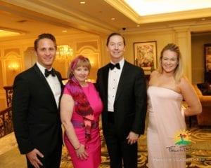 Maury Vanden Eykel, Sue LaPlaca, Mark Allen and Katy Piotrowski