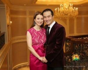 James Bui MD and Emily Bui