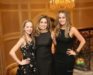 Dylan, Michelle and Mackenzie Krage