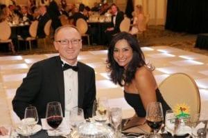 Greg Gulik and Lourdes Duarte