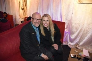 David Baar MD and Jeanette Butala