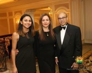 Delnaz Patel, Pravin Patel MD and Mojgan Patel