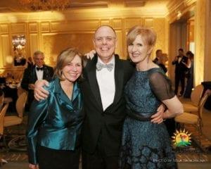 Ellen Costello, Mike Judge, Margaret O'Connor