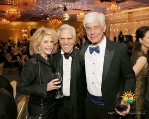 Kathy Hagstrom, David Horn and Jay Noren MD