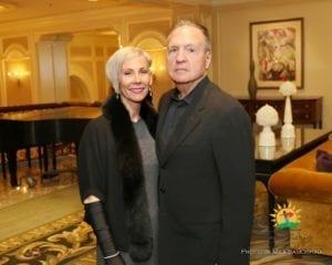 Susan Nelson and Walt Witkowski