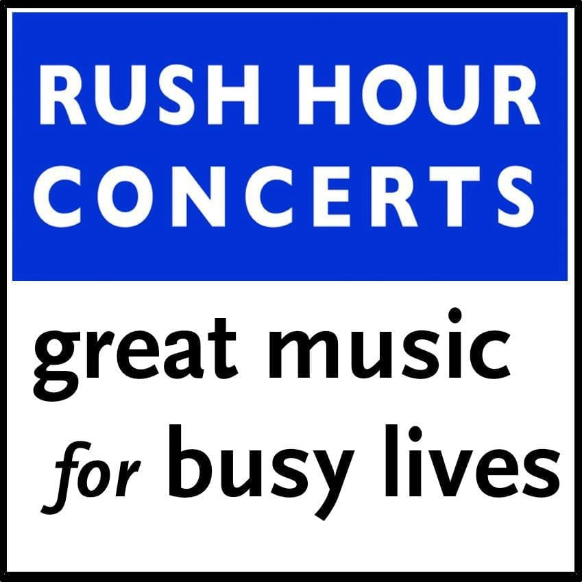 18th season of beloved summer music series rush hour concerts all concerts begin at 545pm doors open at 500pm for an interactive pre concert reception and curated conversation followed by the 30 minute concert at solutioingenieria Images