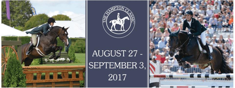 Hampton Classic 2017