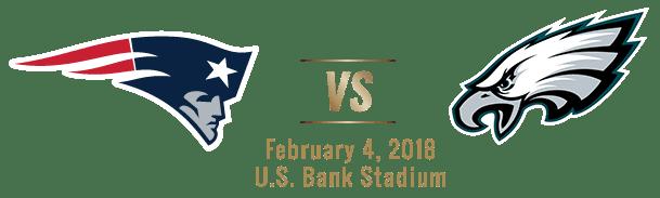 Spectacular Sunday: Super Bowl LII, on February 4, 2018