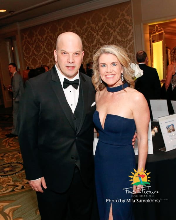 Mike and Jennifer Stroker.