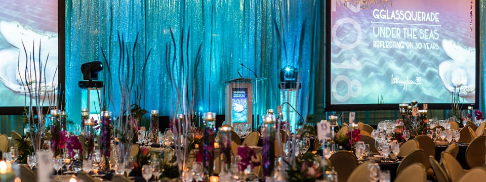 Lookingglass Theater Celebrates 30 years with the Glassquerade Gala