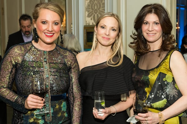 Attendees of Lookingglass Gala