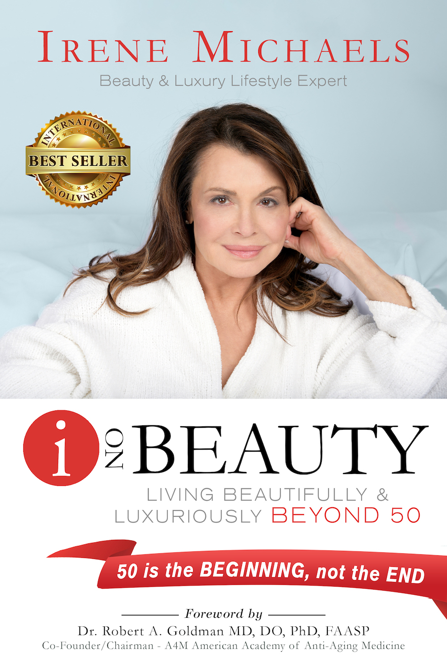Beauty secrets and anti aging over 50