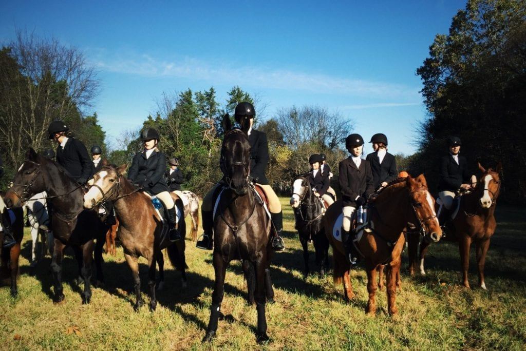 Fox Hunting Traditions