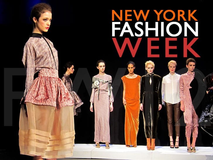5 Styling Tips From The Designers In The New York Fashion Week Of Fall 2018 Ionthescene