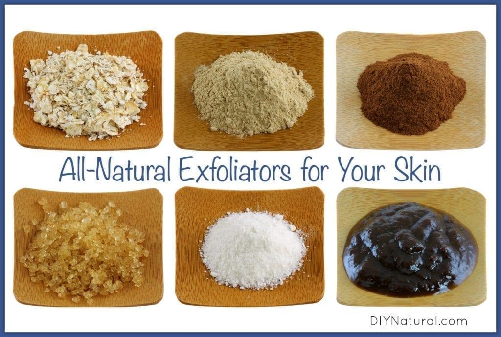 Natural Exfoliators